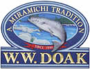 WW Doak Atlantic Salmon Gear