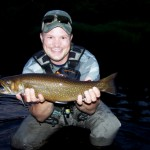 Cains River Sea Trout