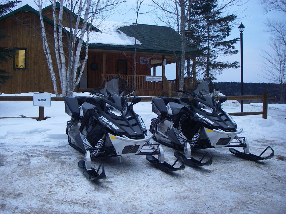 NB Snowmobile Adventures