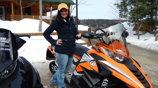 Wilson's Snowmobiling