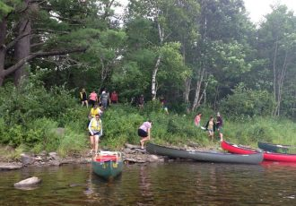 Let's Go Canoeing on the Miramichi