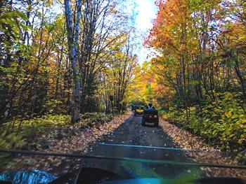 New Brunswick ATV Cottages