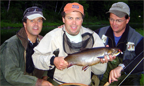 Cains River Sea Run Brook Trout