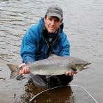 Miramichi River Salmon