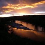Miramichi River Dusk