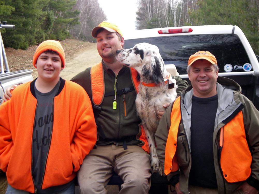 Wilsons Upland Bird Hunting