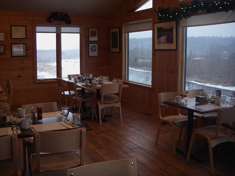 Wilsons Miramichi River Restaurant