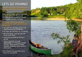 Wilson's Miramichi Report for July 9th