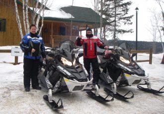 Wilson's Miramichi Snowmobile Tours