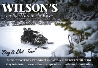 Wilson's New Brunswick Snowmobile Rentals