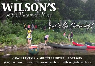 Wilson's Miramichi River Family Adventures