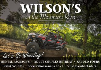 New Brunswick Canada Miramichi  ATV/ORV Rental Tours