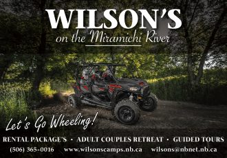 Guided ATV Tours in New Brunswick, Canada