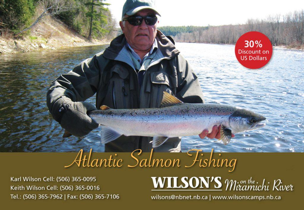 Atlantic Salmon Pre Season Report