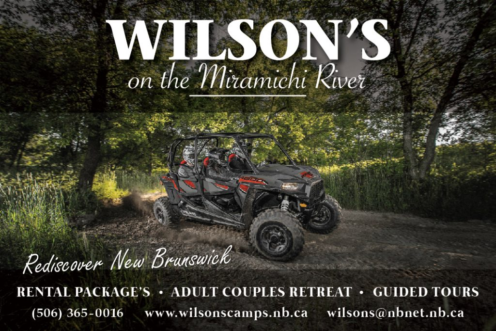 Wilson's Miramichi River/Trail Report